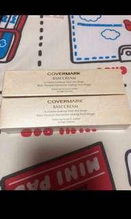 Covermark base cream 妝前底霜