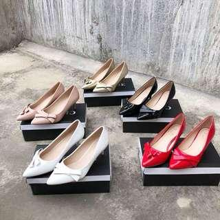 Heels ( Size 36 to 41)