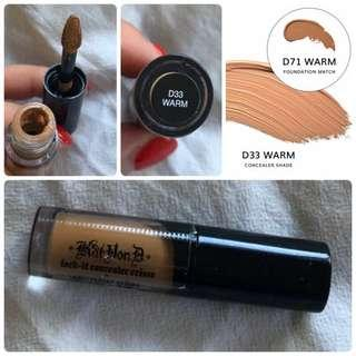 Lock it Creme Concealer MINI