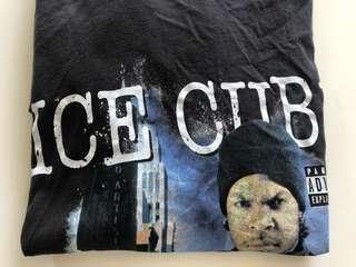 Oversized ice cube tee