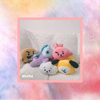 BT21 laying body cushion