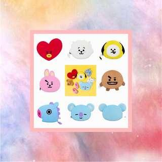 BT21 sitting mat