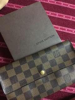 Louis Vuitton sarah ebene