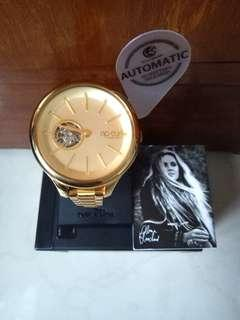 Ripcurl watches Horizon SSS Automatic, lapis emas, tanpa battery