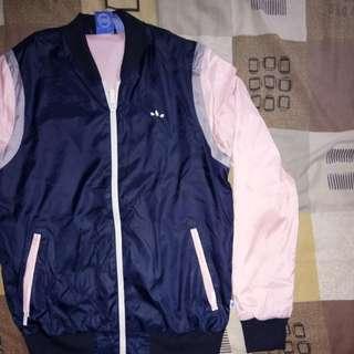 sport jacket parachute