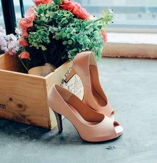 Christy Ng Heels/Wedding Heels (NEW/Never wear before)