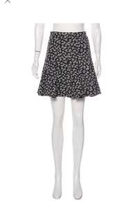 🚚 Carven Mermaid Skirt Floral Small