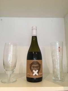 Beer Glass Set x2