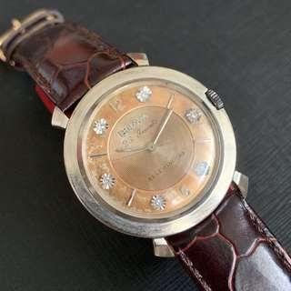 Vintage Bulova Beau Brummell Watch