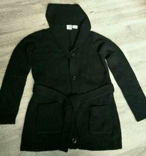 Winter Black Wear Coat Jacket