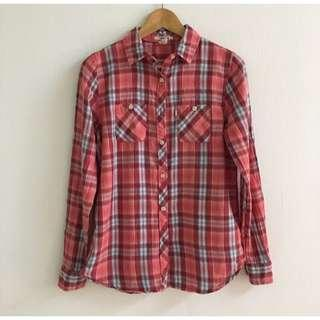 LEVI'S checkered shirt