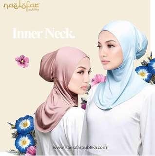 Naelofarhijab Inner Neck