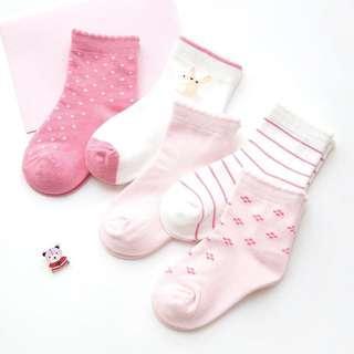 🚚 Girl Socks Bundle