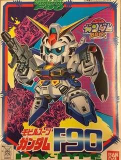 BB戰士 No.96 F90 SD GG Gundam 高達模型