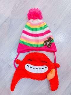 Baby Hat 2pcs #Apr10