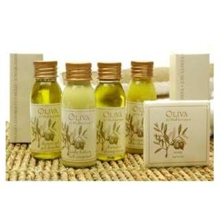 Allegrini 艾格尼 地中海橄欖精品旅行五件組