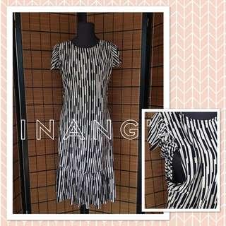 A-line Nursing Dress