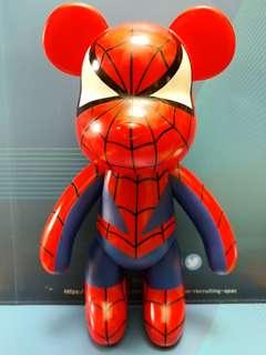 bearbrick 蜘蛛俠 Spider-man