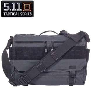 93e3641a3b1 5.11 TACTICAL RUSH DELIVERY LIMA | MESSENGER BAG | LAPTOP BAG Color :  DOUBLE TAP