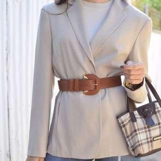 CUE blazer - size 12