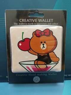 Handmade Creative wallet