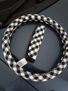 Car accessories - steering wheel cover