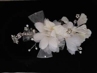 新娘頭飾髮飾 韓式 話劇 婚禮