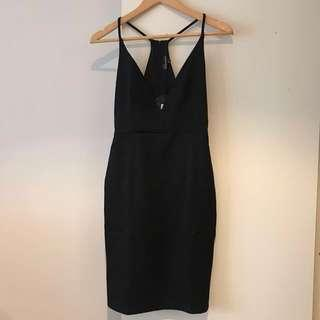 Black dress (price reduced)