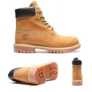 "Timberland 6"" Boots *price reduced*"