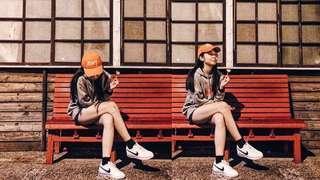 🚚 Roxy棒球帽🍊