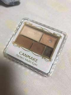Canmake 02 眼影