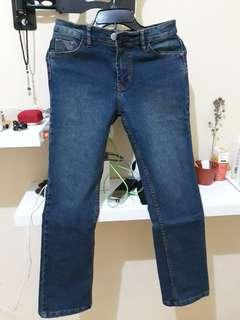 jeans bootcut model!
