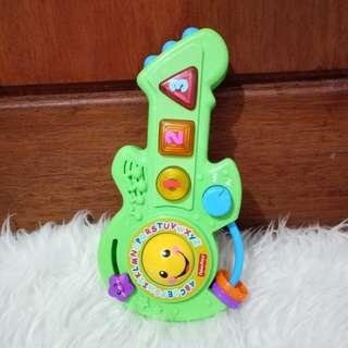 Fisher-Price Laugh & Learn Jam & Learn Guitar
