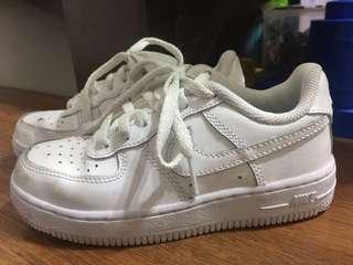 中童Nike airforce one