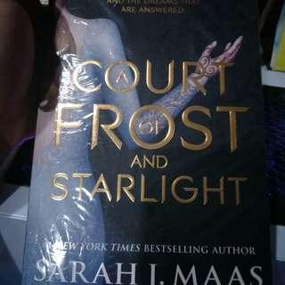 Sarah maas court of frost and starlight