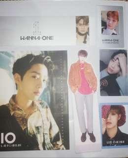 Official Photocard Wanna One