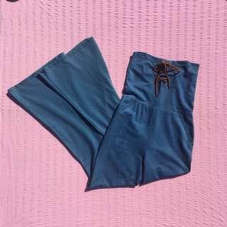 ASOS cotton jersey 70's style jumpsuit