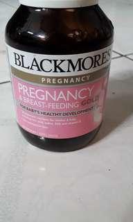 Blackmores Pregnancy and Breast Feeding 60 capsule