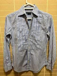 Ralph Lauren Light blue stripe Shirt