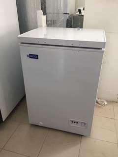 Promotion!chest freezer $260,no gay,free delivery,1 year warranty