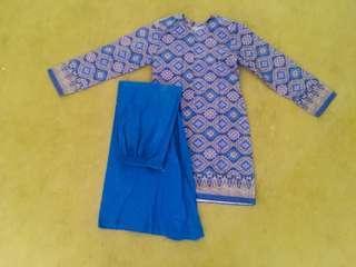 Baju Kurung Moden - Nursing Friendly