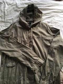 Factorie parka jacket