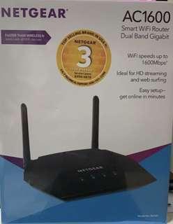 Netgear Ac1600 smart wifi router