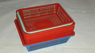 12 nos. multi-purpose trays/ baskets