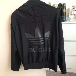 Adidas track mesh jacket
