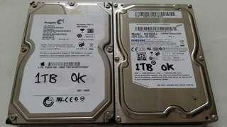 "🚚 1 TB 3.5"" Desktop Hard Drive"