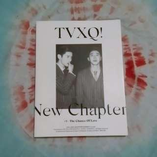 Album TVXQ - The Chance Of Love