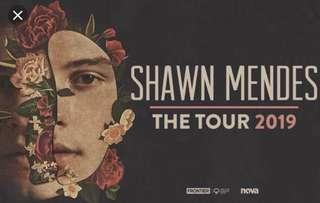 SHAWN MENDES TICKETS SYDNEY