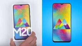 Samsung M20 kredit cicilan 0%