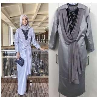 KHOON HOOI Ameerah kurung - XL - new with tag